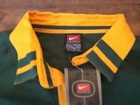 Old Rugby Shirts   1999 South Africa Vintage Retro Jerseys